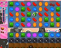 Candy Crush Saga Level 102 game