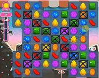 Candy Crush Saga Level 108 game