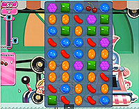Candy Crush Saga Level 11 game