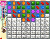 Candy Crush Saga Level 111 game