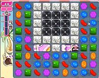 Candy Crush Saga Level 115 game