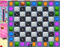 Candy Crush Saga Level 119 game