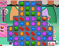 Candy Crush Saga Level 12 game