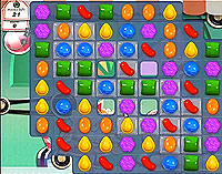 Candy Crush Saga Level 13 game