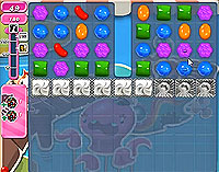 Candy Crush Saga Level 132 game