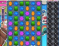 Candy Crush Saga Level 138 game