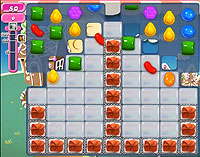 Candy Crush Saga Level 147 game