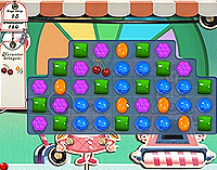 Candy Crush Saga Level 15 game