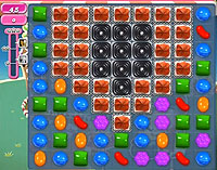 Candy Crush Saga Level 150 game
