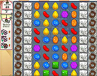 Candy Crush Saga Level 169 game