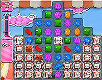 Candy Crush Saga Level 171 game