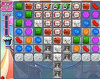 Candy Crush Saga Level 174 game