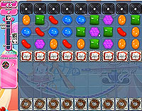 Candy Crush Saga Level 179 game