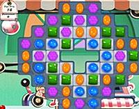 Candy Crush Saga Level 18 game