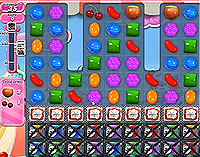 Candy Crush Saga Level 180 game