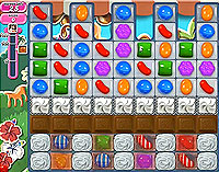 Candy Crush Saga Level 188 game