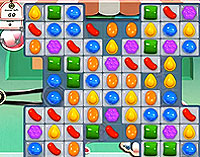 Candy Crush Saga Level 19 game