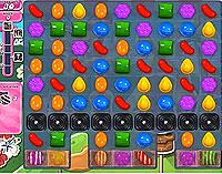 Candy Crush Saga Level 190 game