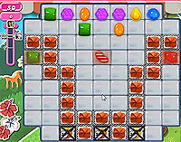 Candy Crush Saga Level 191 game