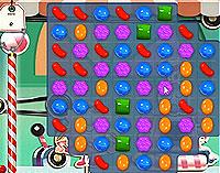 Candy Crush Saga Level 20 game
