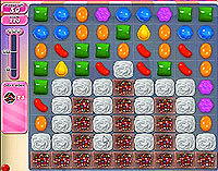 Candy Crush Saga Level 202 game