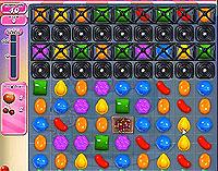 Candy Crush Saga Level 205 game