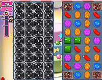Candy Crush Saga Level 210 game