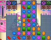 Candy Crush Saga Level 212 game