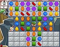 Candy Crush Saga Level 29 game