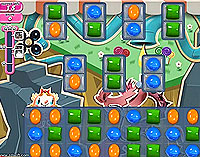 Candy Crush Saga Level 31 game