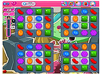 Candy Crush Saga Level 33 game