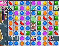 Candy Crush Saga Level 35 game