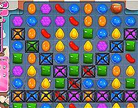 Candy Crush Saga Level 42 game