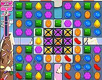Candy Crush Saga Level 48 game