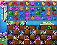 Candy Crush Saga Level 56 game