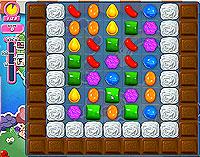 Candy Crush Saga Level 59 game