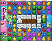 Candy Crush Saga Level 60 game