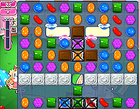 Candy Crush Saga Level 67 game