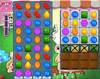 Candy Crush Saga Level 70 game