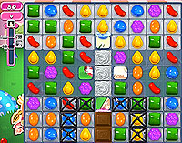 Candy Crush Saga Level 79 game