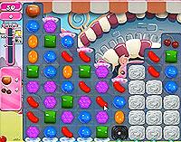 Candy Crush Saga Level 87 game