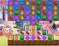 Candy Crush Saga Level 89 game