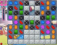 Candy Crush Saga Level 91 game
