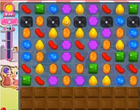 Candy Crush Saga Level 94 game