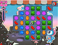 Candy Crush Saga Level 97 game