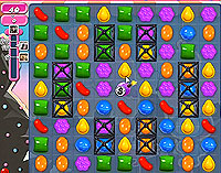 Candy Crush Saga Level 98 game