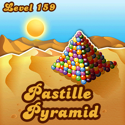 Candy Crush Level 159 Tips and Help