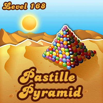 Candy Crush Level 168 Tips and Help