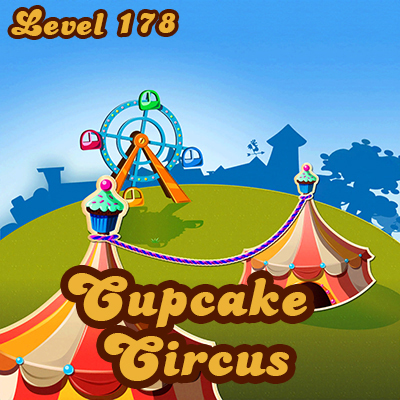 Candy Crush Level 178 Tips and Help