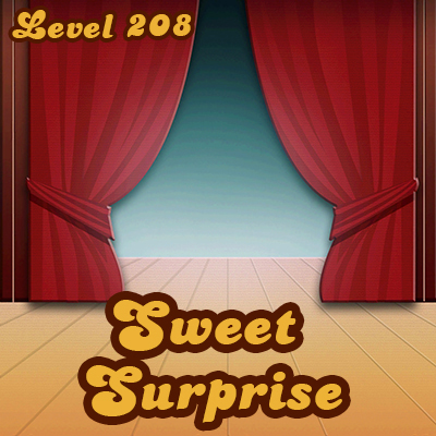 Candy Crush Level 208 Tips and Help
